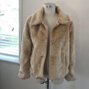 J2 Faux Fur Coat